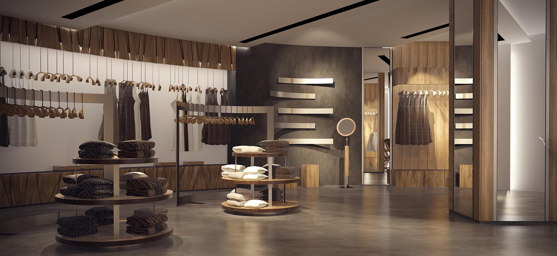 Фото дизайна магазина