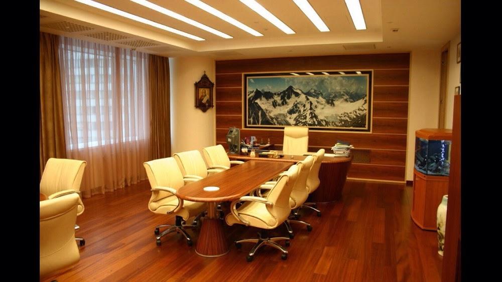Фото дизайна кабинета руководителя