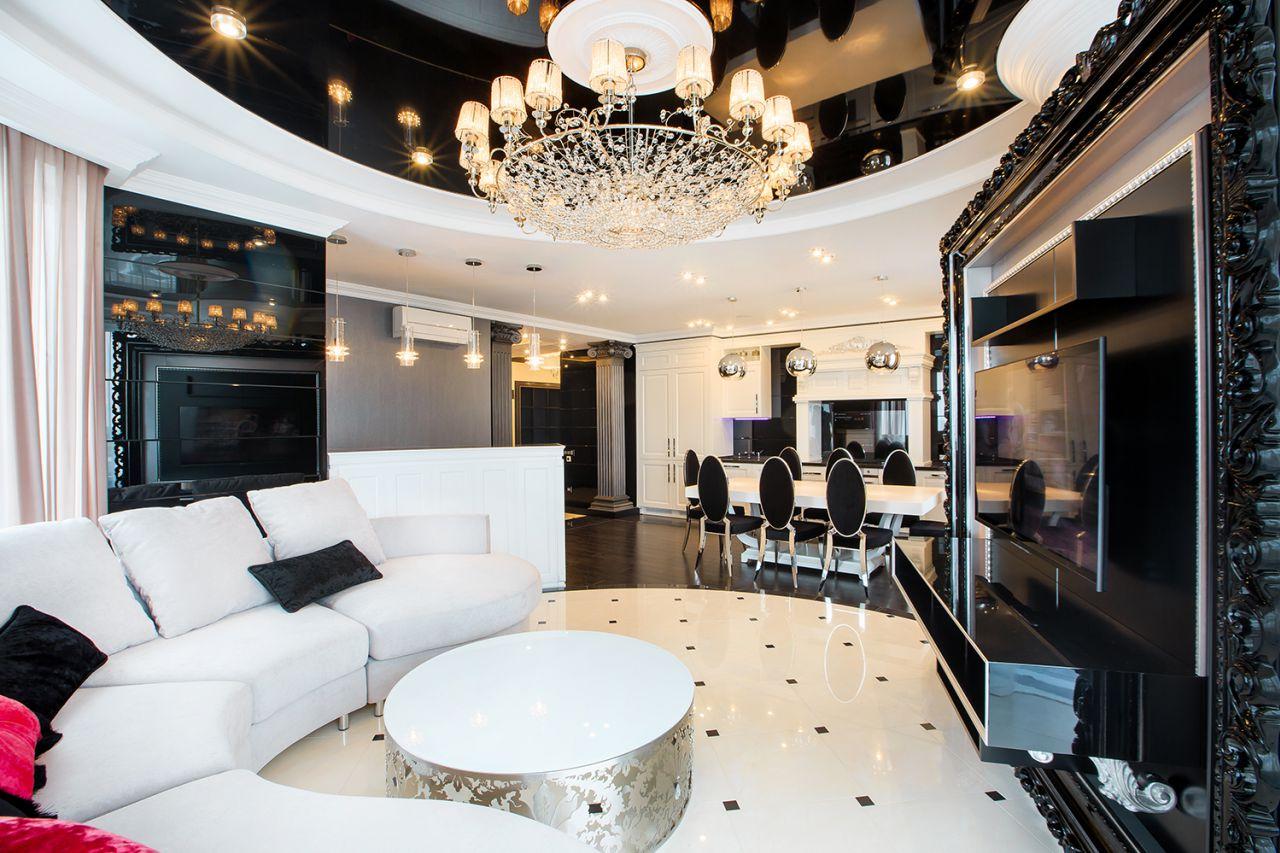 Фото дизайн элитные квартиры