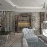 дизайн элитной квартиры фото 2
