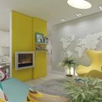 дизайн трехкомнатной квартиры фото 2