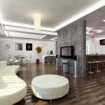 дизайн трехкомнатной квартиры фото 3