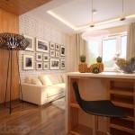 дизайн трехкомнатной квартиры фото 4