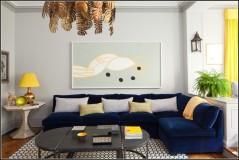 Фото Цветовая палитра в дизайне