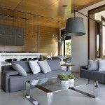 дизайн интерьера загородного дома фото 1