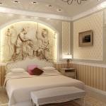 классический дизайн спальни фото 1
