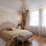 классический дизайн спальни фото 2