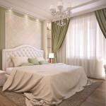 классический дизайн спальни фото 3