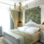 классический дизайн спальни фото 4