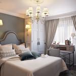 классический дизайн спальни фото 5