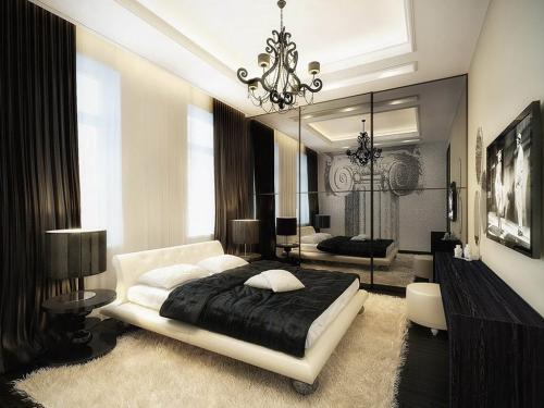 elegant-vintage-apartment-white-brown-bedroom