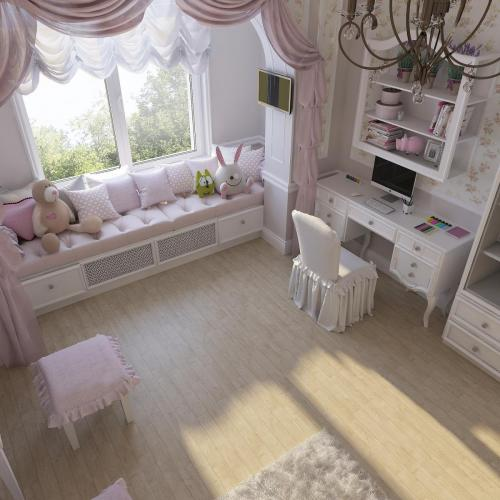 Комната девочки 4