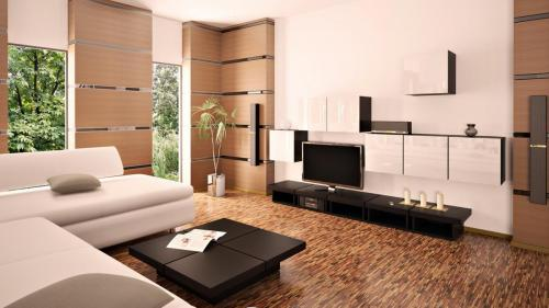 10289Interior Drawing room in modernist style 027215 25