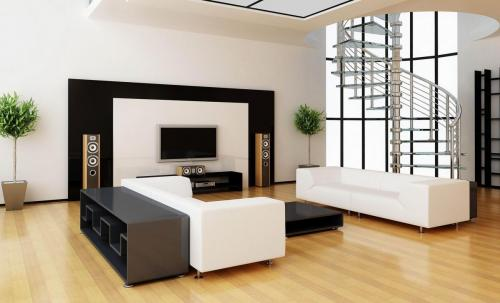 Awesome-modern-minimalist-and-stylish-living-room-interior-design-jobs-with-designers-stylish-space-saving-spiral-stair-very-low-coffee-table-contemporary-bookcase-design-ideas