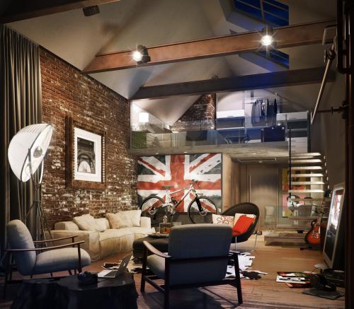 loft-decor